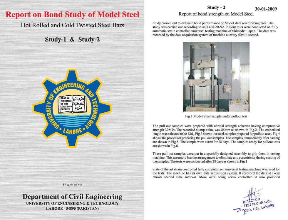 Model Steel R&D