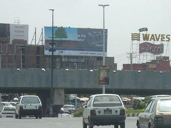 Rawalpindi (Faizabad Chowk 30x90)