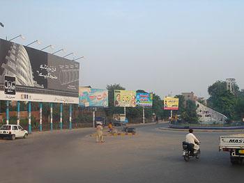 Gujranwala (Gondlanwala Chowk 60x20)